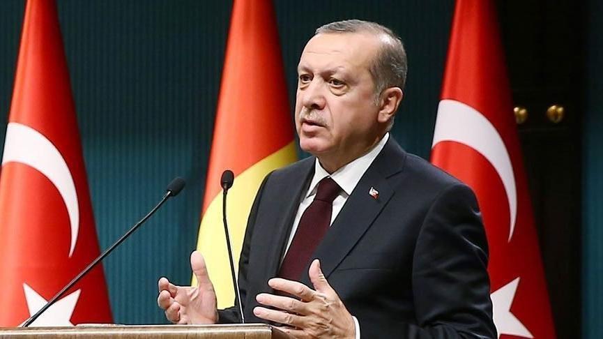 Erdoğan: Ben de hayata işçi olarak başladım