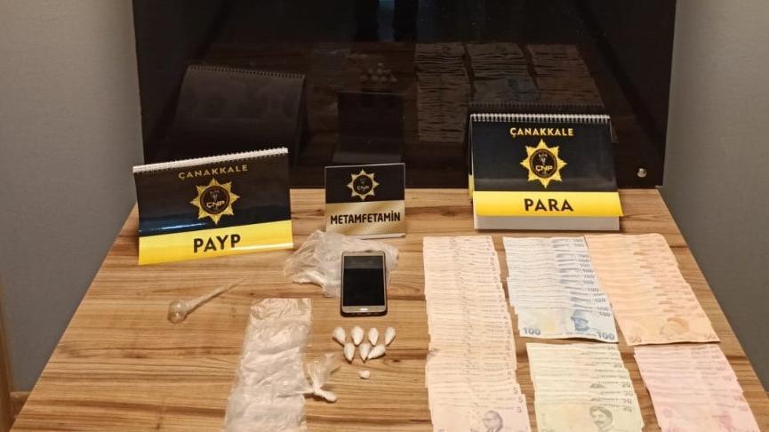 Çanakkale'de uyuşturucu operasyonları: 25 gözaltı