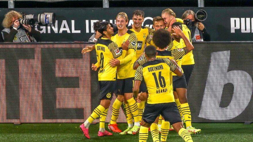 Borussia Dortmund 6 yıldızından yoksun geliyor