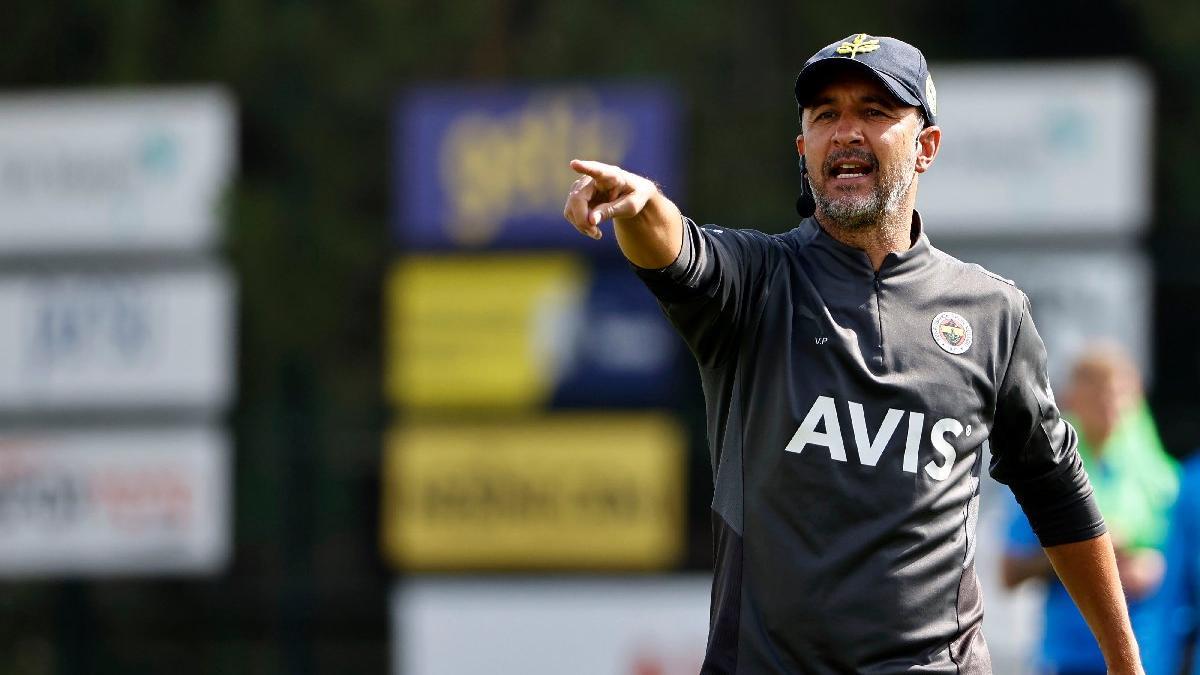 Fenerbahçe'de yine aynı kriz! Vitor Pereira'dan savunma
