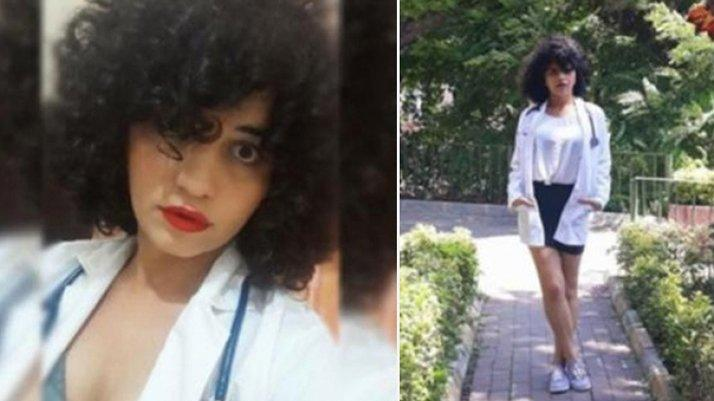Trans kadın doktor Larin Kayataş, meslekten 'genel ahlak' gerekçesiyle men edildi