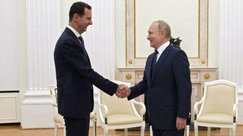 Esad ve Putin yıllar sonra görüştü: Türkiye karşıtı açıklamalarda bulundular