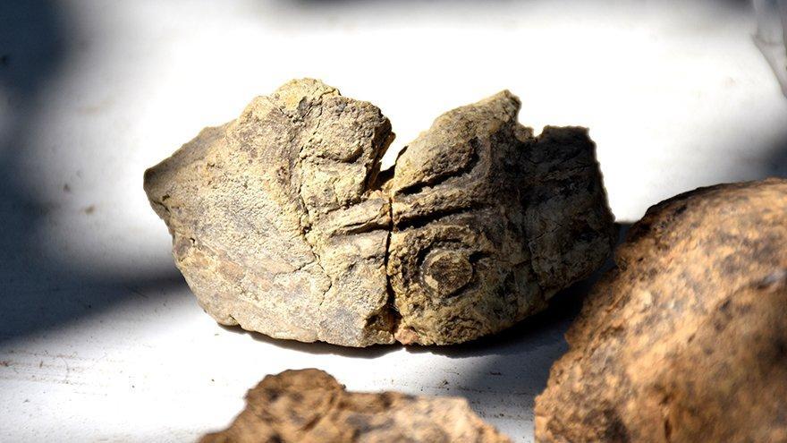5 bin 621 yıllık 250 mühür bulundu