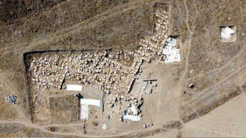 Dünyanın en eski mozaiği Yozgat'ta