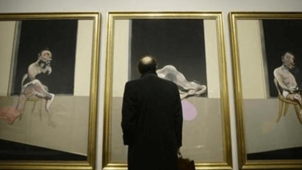 İtalyan polisi 500'e yakın sahte Francis Bacon eserine el koydu
