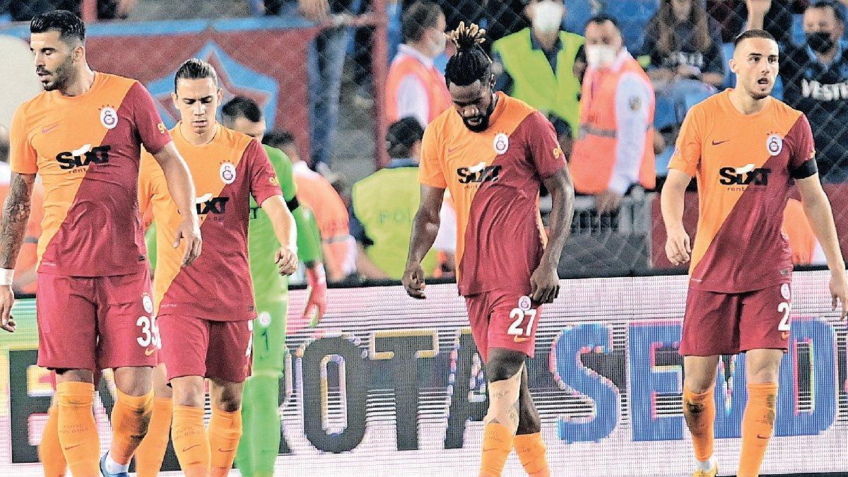 Galatasaray'ın derdi savunma