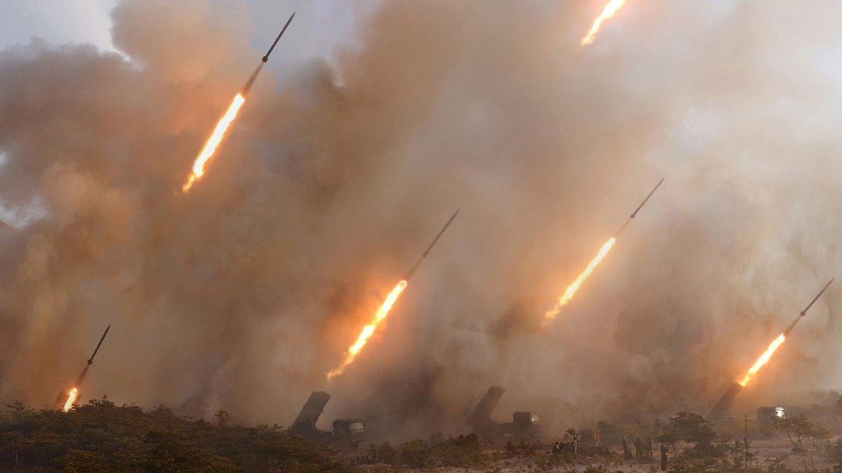 Füze denemesinden sonra Japonya, Güney Kore ve ABD'den Kuzey Kore zirvesi