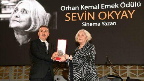 Orhan Kemal Emek Ödülleri sahiplerini buldu