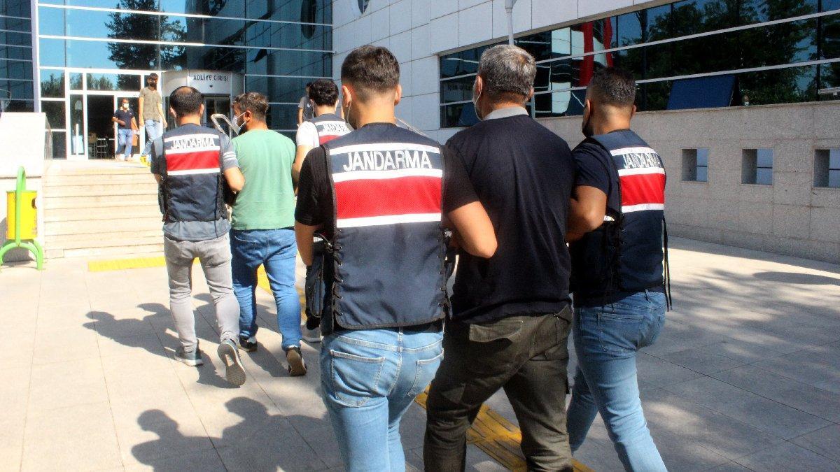 Terör örgütüne finans sağlayan 2 kişi tutuklandı