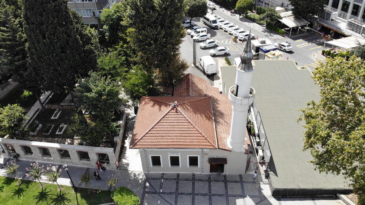 İstanbul'un en uzun isimli camisi