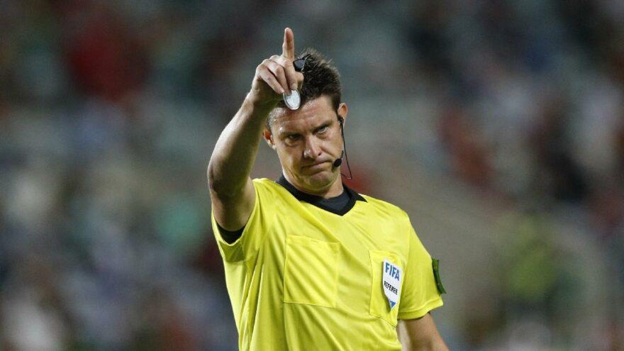Galatasaray-Lazio maçının hakemi belli oldu