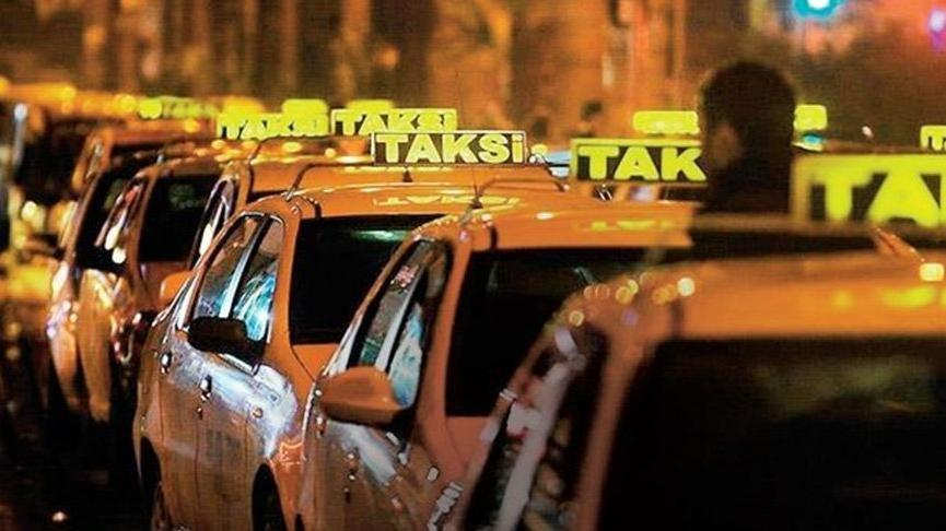 Taksilerde tarife ayarı düzenlemesi