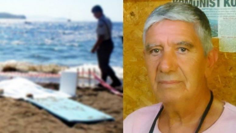 Bodrum'da 67 yaşındaki adam, boğularak hayatını kaybetti