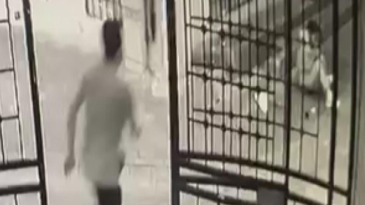Zeytinburnu'nda kadın cinayeti kamerada