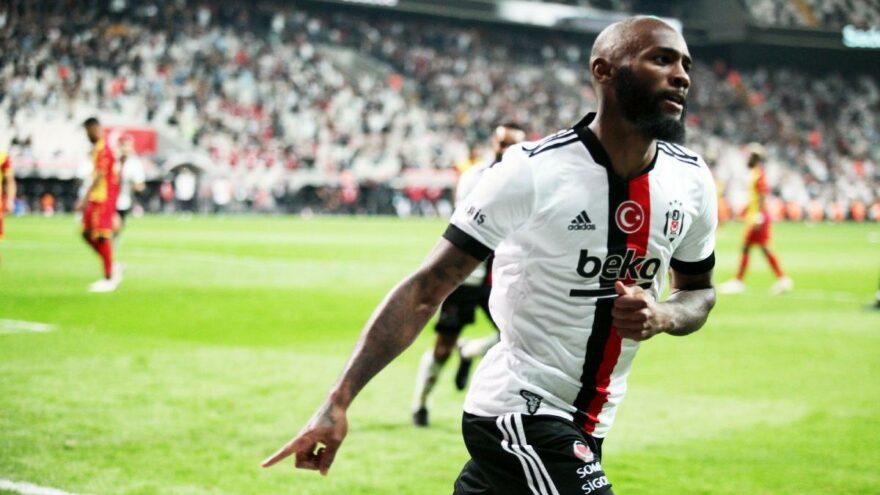 Beşiktaş'ta N'Koudou Borussia Dortmund maçı kadrosundan çıkarıldı