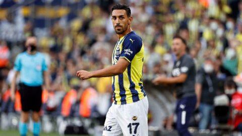 Fenerbahçe'de İrfan Can Kahveci depremi