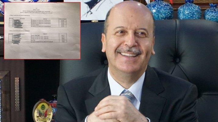 AKP'li başkan kızına özel ilan açıp, işe aldırdı