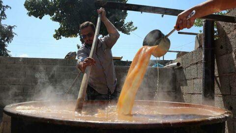 Gaziantep'te pekmez ve pestil telaşı