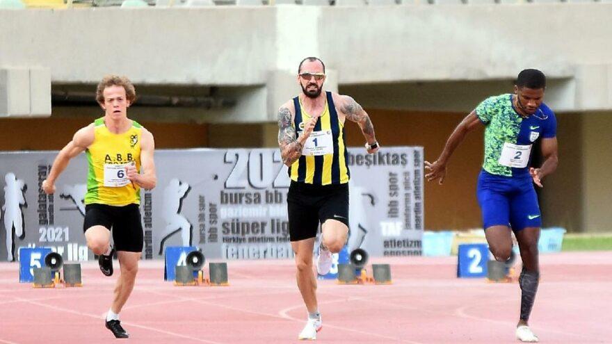 Ramil Guliyev: Olimpiyatta elimden geleni yaptım