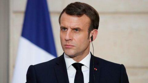 Yeniden seçilmek için hazırlıklara başladı: Macron'dan polis teşkilatına güncelleme