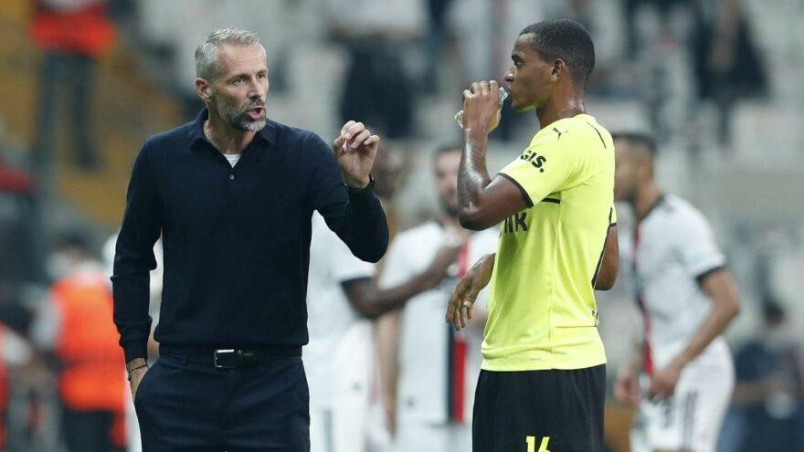 Borussia Dortmund Teknik Direktörü Marco Rose'dan Beşiktaş ve Stefan Kuntz açıklaması