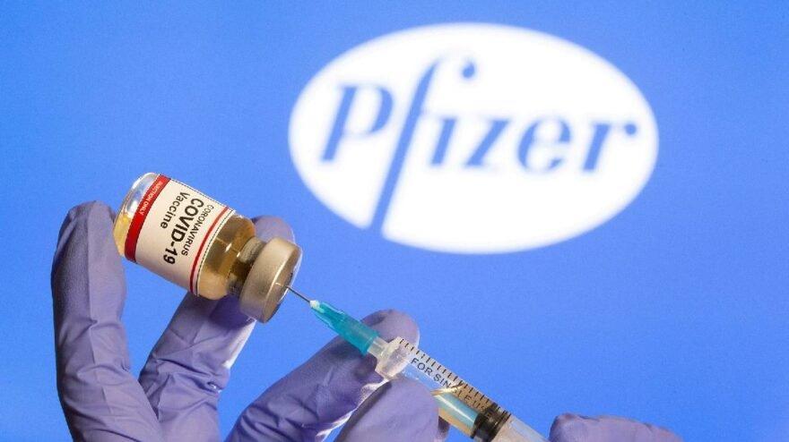Pfizer'ın corona aşısı tüplerinde yabancı madde tespit edildi