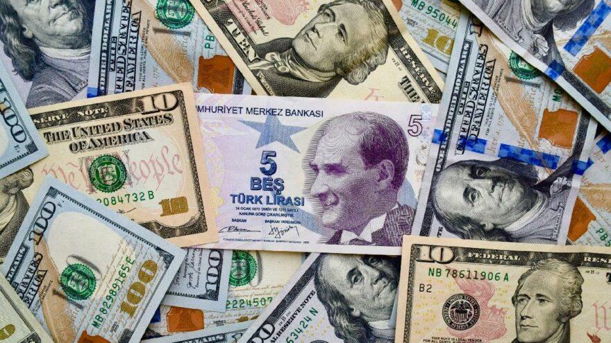 Fitch: Enflasyon ve TL'ye olan düşük güven dolarizasyonu artırabilir