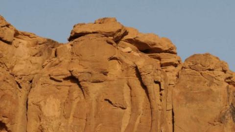 Suudi Arabistan çöllerinde 6 bin yıllık izler