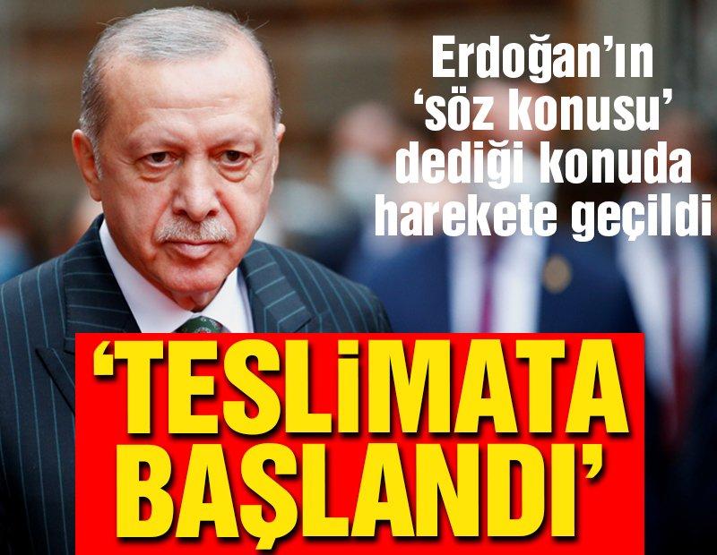 """Cumhurbaşkanı Erdoğan'ın """"Söz konusu"""" dediği füze sistemi ile ilgili dikkat çeken açıklama"""