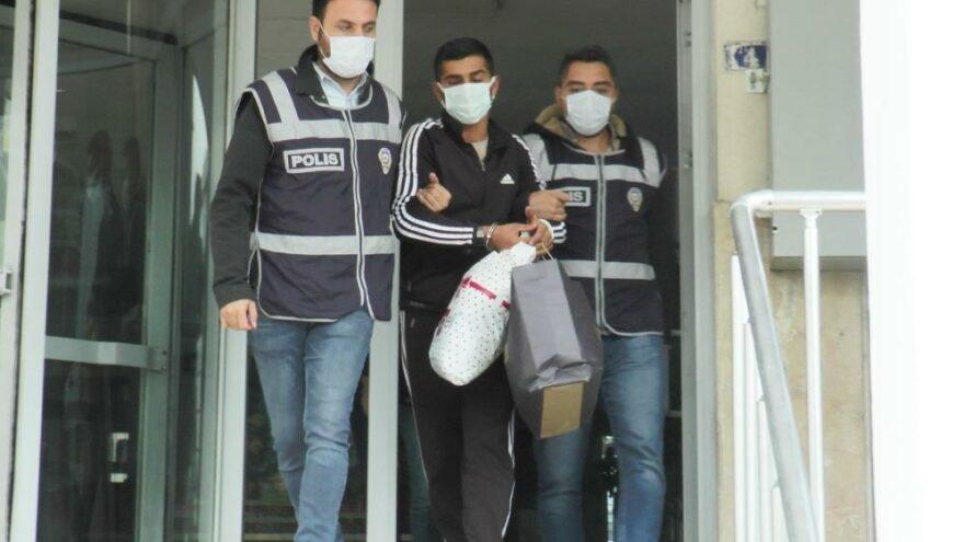 2 yıllık cezaevi firarisi müstakil evde yakalandı