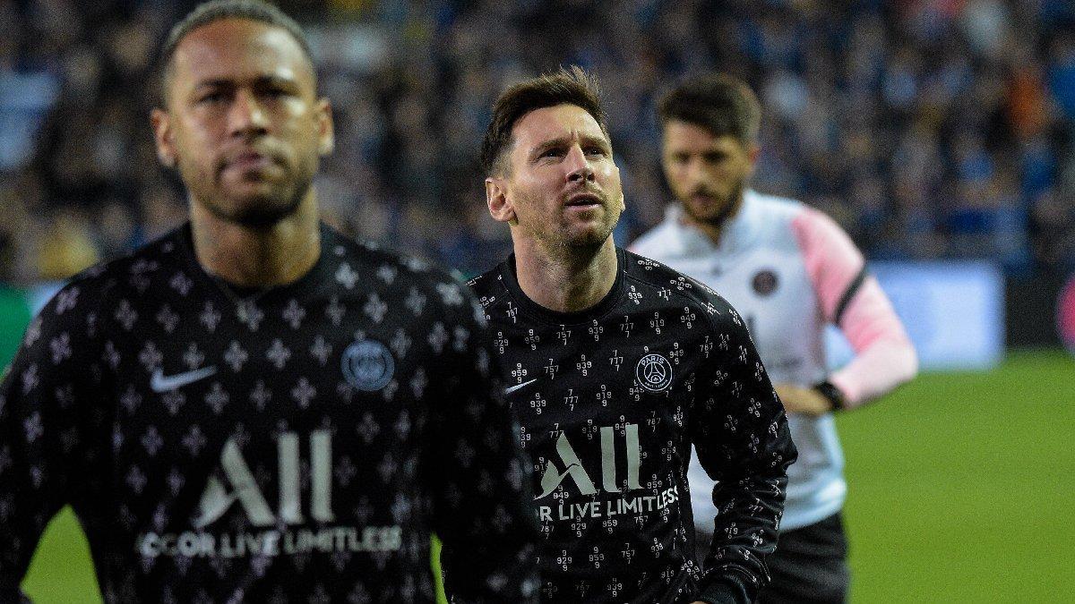 Messi'ye ilk maçında kâbus! Hedef tahtasına oturtuldu...