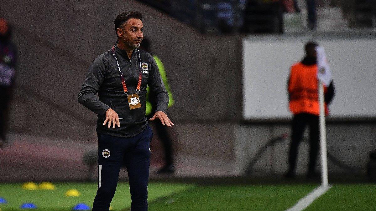 Vitor Pereira: Mesut sahada başka oyuncuların göremediği şeyleri görüyor