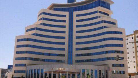 27 milyon euro harcanarak yapılan otele yıkım kararı