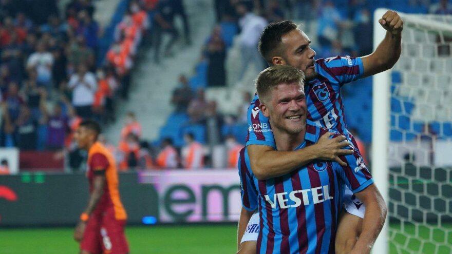 Trabzonspor, gol yollarında tarih yazıyor