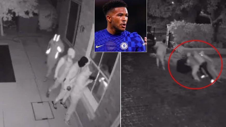 Chelsea'nin yıldızı Reece James'in evine hırsız girdi! Kasayı götürdüler...