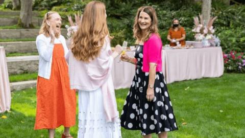 Melinda Gates'ten 125 milyon dolarlık evde kızı için özel parti