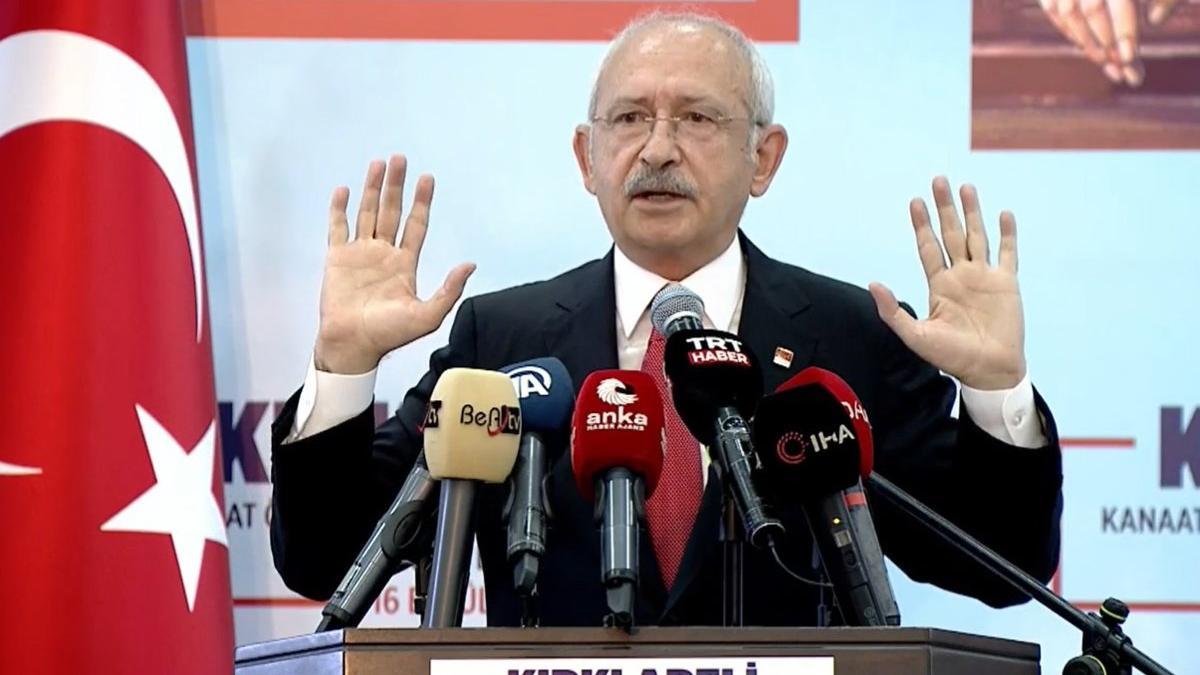 Kılıçdaroğlu: 1 yıl içinde yurt sorununu çözmezsem siyaseti bırakacağım