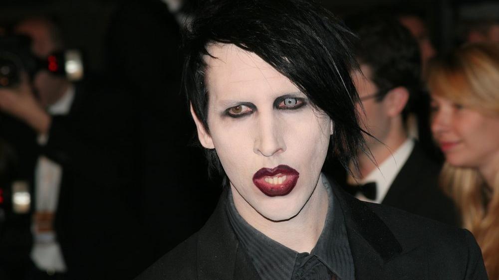 Marilyn Manson'a açılan tecavüz davası zamanaşımı nedeniyle reddedildi