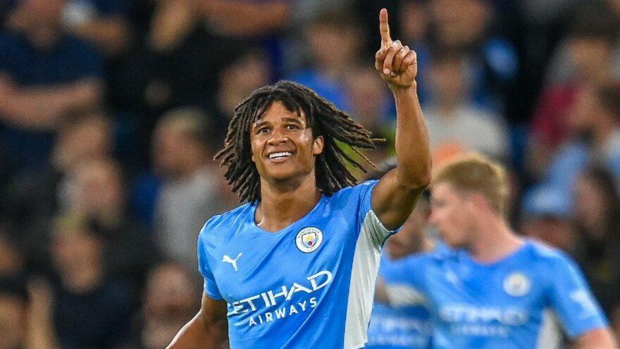 Manchester City'li Nathan Ake'nin acı sevinci! Golden birkaç dakika sonra…