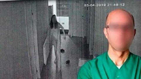 Veterinere cinsel saldırı davasında hapis cezası
