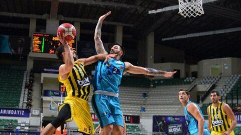 Fenerbahçe Beko'dan farklı prova