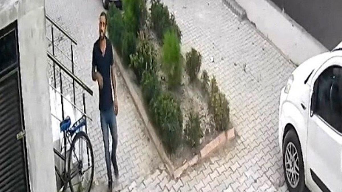 Evlere dadanan salça hırsızı yakalandı
