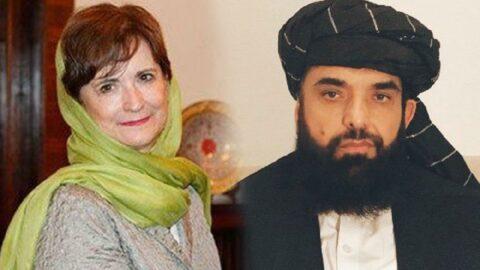 Taliban, BM Temsilcisi Lyons ile görüştü