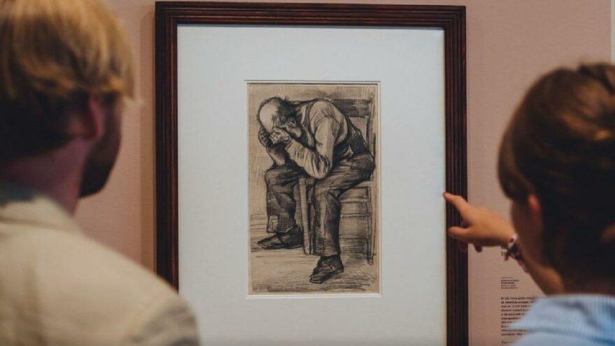 Van Gogh'un yeni eseri keşfedildi: İlk kez sanatseverlerin karşısına çıkıyor