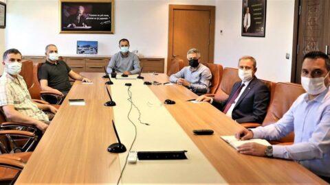 Muğlalı inşaatçılar da İMKON'un boykotuna katıldı