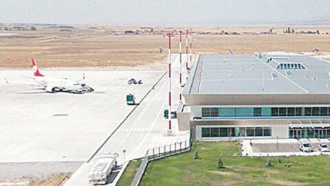 Satılık havalimanı tam gaz zararda!
