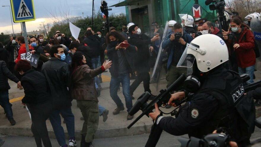 Boğaziçi eylemleri davasında polis memurları şikayetçi olmadı