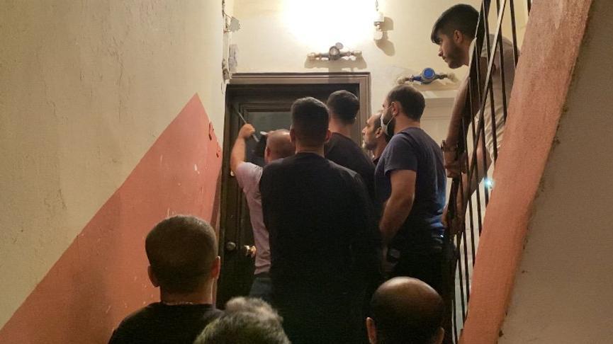 'Hırsız evin içerisinde' ihbarı polisi ve vatandaşları alarma geçirdi