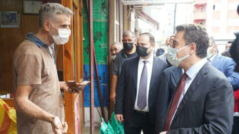 Vatandaş, Babacan'a dert yandı: Bunlar ülkeyi batırdı