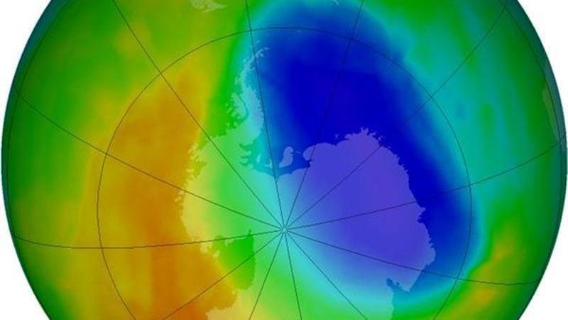 Ozon tabakasındaki delik Antarktika'dan daha büyük
